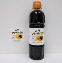 사천건빵메주 간장 500ml