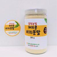 용현농협해피콩 비지분말 200g